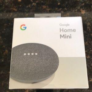 New in box Google home mini